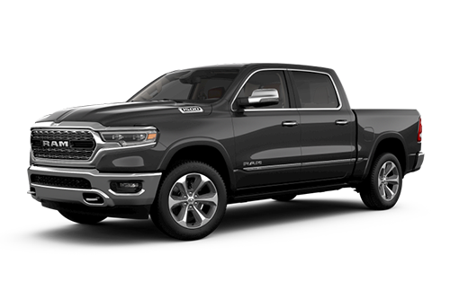 The All-New 2019 RAM 1500